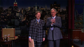 Mac King on The Late Show with David Letterman