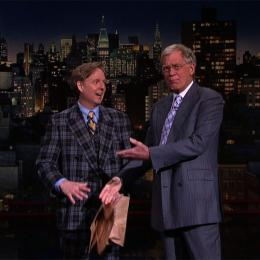 On with David Letterman.